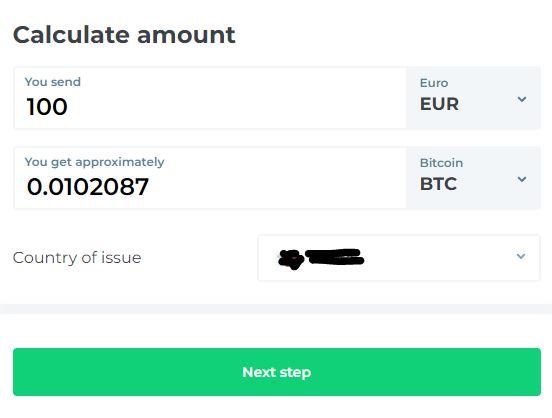 Πώς να αγοράσετε Bitcoin (BTC) στο Changelly