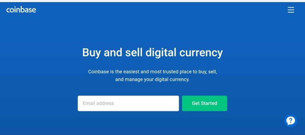 Οδηγός αγοράς κρύπτονομισμάτων στο CoinBase: Άνοιγμα νέου λογαριασμού στο CoinBase