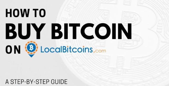 LocalBitcoins: Οδηγός αγοράς [guide] Bitcoin [BTC]