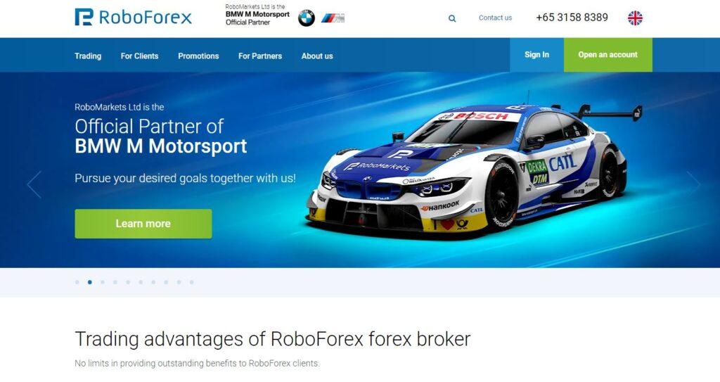 Αξιολόγηση αξιοπιστίας του forex broker RoboForex - Νόμιμος ή 'οχι [απάτη];