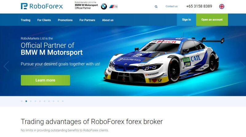 RoboForex forex broker review